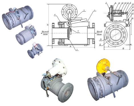 КПЗЭ-200 клапан предохранительный запорный с электроприводом Ду200